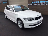 2010 BMW 116 2.0 i ES 5 DOOR,ONLY 42000 MILES WITH FULL SERVICE HISTORY,VERY