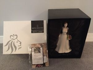 New in box royal doulton my special day