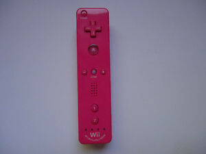 Pink Wii - Wii U motion plus controller - like new