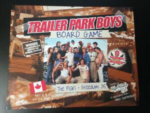 ***RARE *** Trailer Park Boys Board Game
