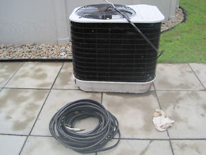 Abv gnd pool heater