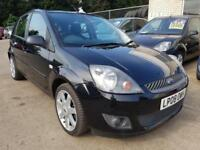 2008 FORD FIESTA 1.4 ZETEC BLUE EDITION 5 DOOR MANUAL ONE OWNER