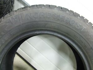 4, 205/65/R15 Studded Winter Tires Strathcona County Edmonton Area image 7