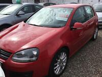 Volkswagen Golf 2.0TDI 2006MY GT