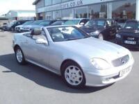 2003 Mercedes Benz SLK SLK 200K 2dr Tip Auto 2 door Convertible