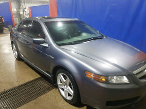 2006 Acura TL - Fully Loaded with Navigation - Good Condition