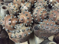 Scrap Tungsten Carbide Metal or Used Drill Bits NEEDED