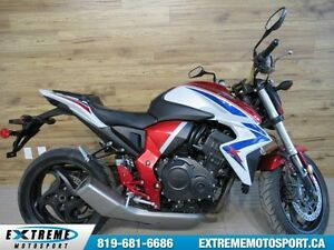 2014 Honda CB1000R *TRICOLOR* 38,45$/SEMAINE