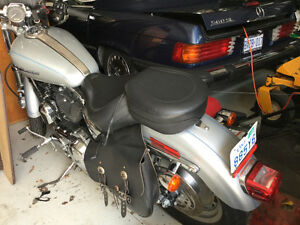Extremely low mileage Sportster
