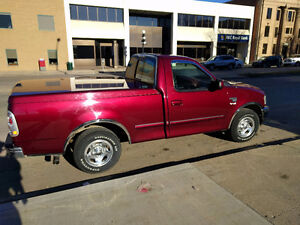 1998 F-150 XLT No accidents!!! Great overall Shape