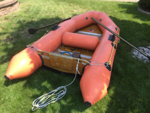 Dynous Inflatable Dinghy