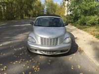05 Chrysler PT Cruiser Convertible with only 67000KM