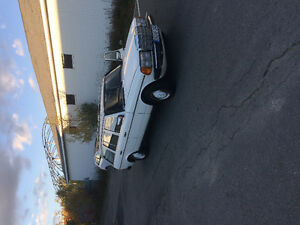 1983 200T Mercedes Benz willing to trade for truck plus cash