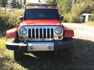 Awesome 2009 Jeep Wrangler Unlimitted