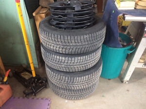 "17"" Winter Tires 225/55R17"