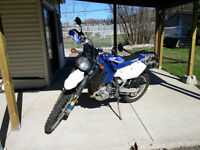 2006 DRZ 400S Loaded for adventure touring