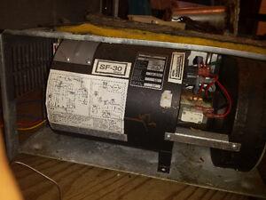 Suburban gas Trailer Furnace