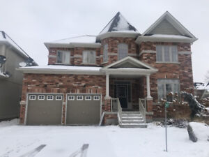 4 BR & 4 Washroom Luxury Detached  Home for Rent in Woodstock