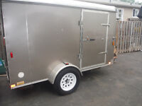 *For Sale* 5 x 10 Enclosed Trailer