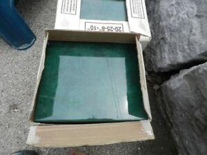 Beautiful Green 8x10 tiles