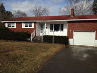 Bungalow with attached single garage and basement apartment Moncton New Brunswick Preview