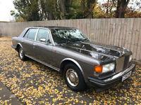 1985 C ROLLS ROYCE 6.7 SILVER SPIRIT need space got to go MAY P/X