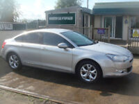 Citroen C5 2.0HDi auto VTR+PAY AS YOU GO CREDIT TODAY