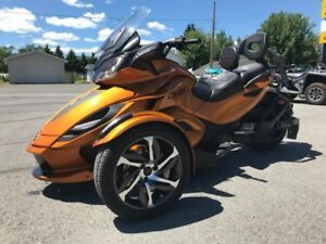 2014 Can Am Spyder STS