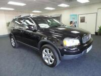 2009 VOLVO XC90 D5 S AWD + 7 SEATS + 1 OWNER + FULL VOLVO HISTORY + IMMACULATE +