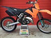 Ktm sx 125 Mx motox Enduro trials trial Yz Cr tm tm Crf