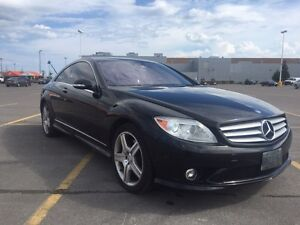 2009 CL550 4MATIC AMG