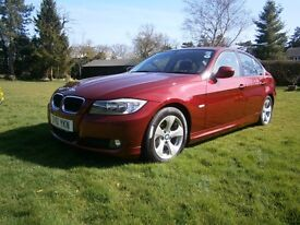 2011 61 reg BMW 320d efficient dynamics