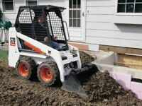 """""BOBCAT/SMALL TRACTOR SERVICE WANTED"""