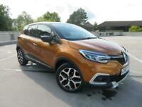 2017 Renault Captur RENAULT CAPTUR 0.9 TCE 90 Signature X Nav 5dr SUV Petrol Man