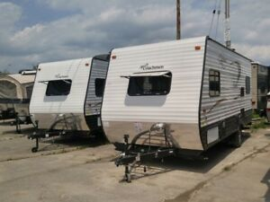 2017 Coachmen Clipper Ultra-Lite 17RD