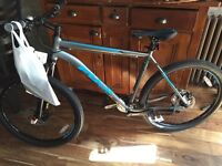 Fuji Nevada 27.5 1.5 2016 mountain bike