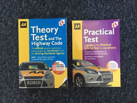 Driving Test revision books
