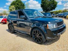 image for 2010 Land Rover Range Rover Sport 3.0 TDV6 HSE 5dr CommandShift Auto Estate Dies