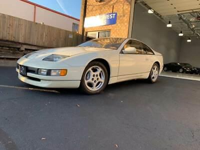1991 Nissan 300ZX Base 2dr Hatchback 1991 Nissan 300ZX Rare 2dr Hatchback Manual 5-Speed RWD V6 3.0L Low Miles Stock