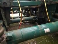 Mercedes-Benz TRAILER AXLE SPARES AND TYRES FOR SALE