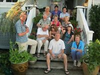 SINGLES 50+ PARTY @ PRIVATE HOME NV