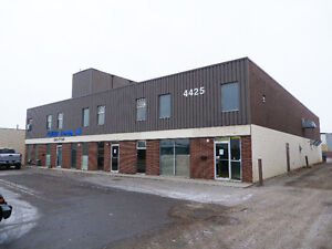 FOR LEASE: 4,500 SQ FT OFFICE & SHOP + SHARED YARD