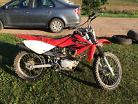 2004 CRF 100 For Sale -- $1200