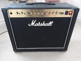 Marshall DSL40CR 40W Valve Combo (See desription)