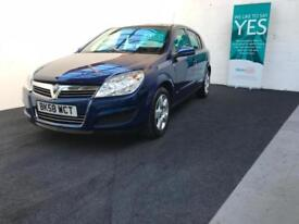 Vauxhall/Opel Astra 1.4i 16v 2008 Breeze finance available from £20 per week