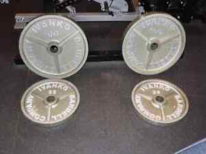 Looking to purchase steel weight plates Cambridge Kitchener Area image 6