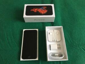 Brand NEW Black iPhone 6S, 64 Gb, Rogers & Chatr