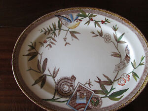 WEDGWOOD LOUISE PLATTER West Island Greater Montréal image 1