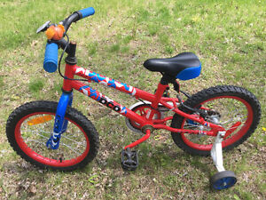 Boy's bike on sale