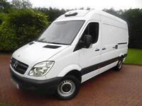 2013 Mercedes-Benz Sprinter 313 2.1 CDI MWB TEMPERATURE CONTROLLED VAN